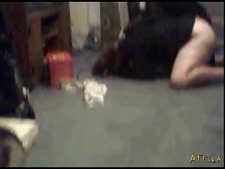 Amateur Webcam Dog Girl Test Bluedog (part 7)