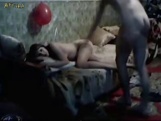 Russian Couple Fucking The Dog On Webcam (part 3)